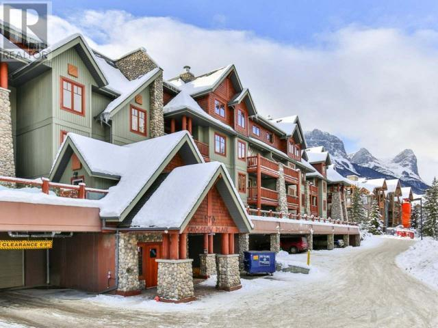 209-170 CROSSBOW PLACE, Canmore, Alberta