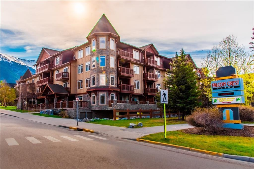 #103 190 Kananaskis WY, Bow Valley Trail - Canmore, Alberta